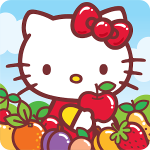 Hello Kitty Orchard android apk free