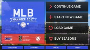 MLB Manager 2017 android apk free