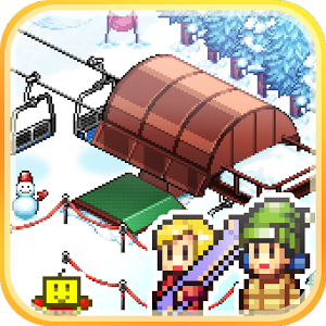 Shiny Ski Resort Android APK Game Free