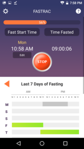 FasTrac - Fasting tracker apk android free