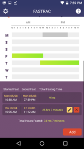 FasTrac - Fasting tracker apk free android
