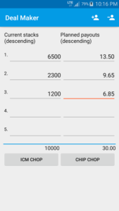 Final Table ICM and Chip Chop apk free android
