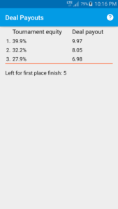 Final Table ICM and Chip Chop free apk android
