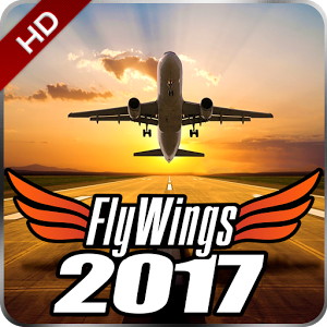 Flight Simulator FlyWings 2017 apk free