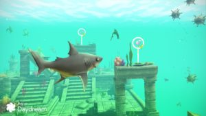 Hungry Shark VR android apk free