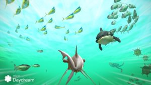 Hungry Shark VR android free apk
