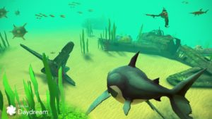 Hungry Shark VR free apk android