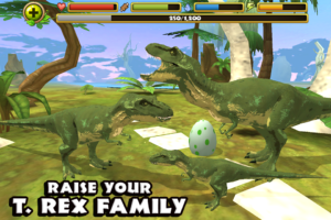 Jurassic Life: T Rex Simulator apk download
