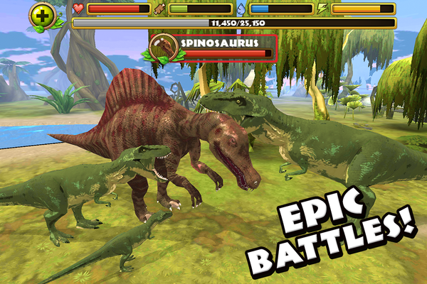 Jurassic Life T Rex Simulator APK for Android Free Download