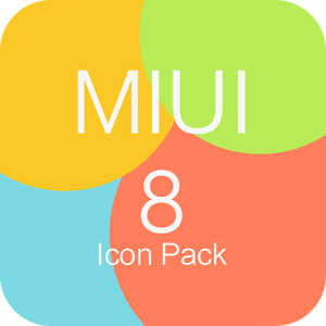 MIUI 8 - Icon Pack apk android