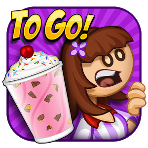 Papa's Freezeria To Go Android APK Game Free Download