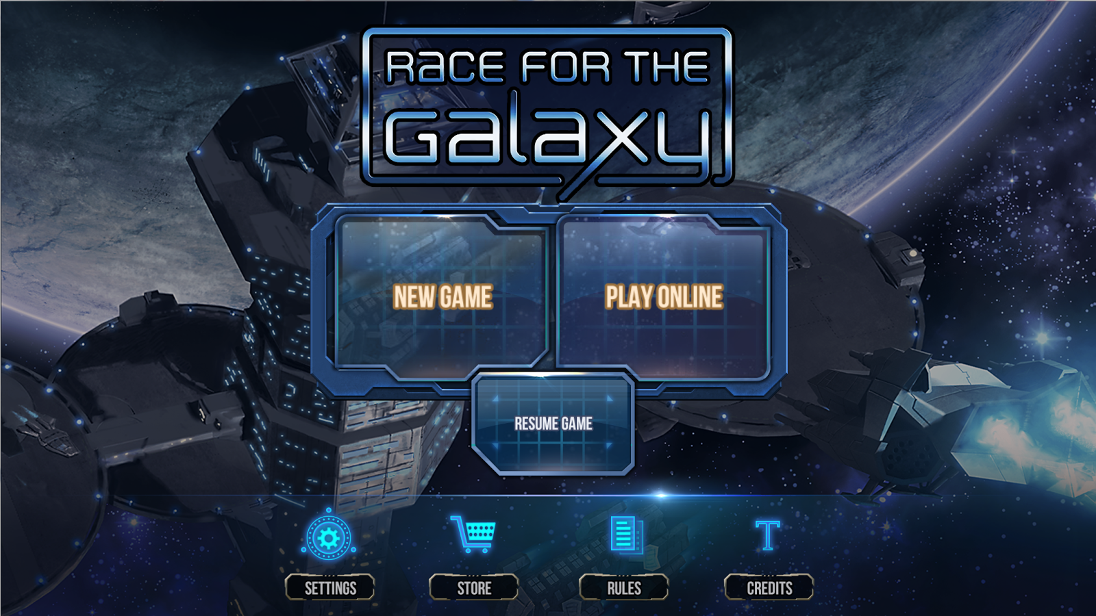 Race for the Galaxy android apk free