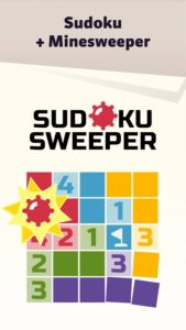 Sudoku Sweeper android free apk
