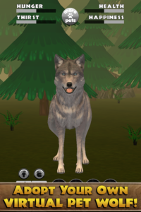 Virtual Pet Wolf apk android free