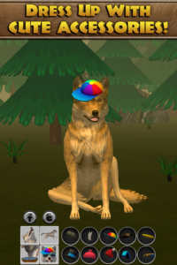 Virtual Pet Wolf apk free android