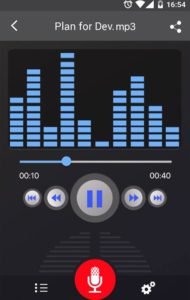Voice Recorder Pro android free apk