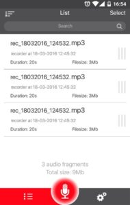 Voice Recorder Pro android apk free