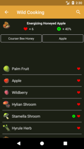 Wild Cooking free apk android