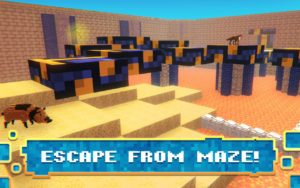 Craft Prison Escape 3D PRO android apk free