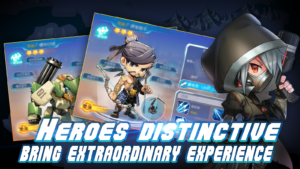 Shooting Heroes-Shooting games apk free android