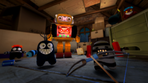 Ghosts In The Toybox android free