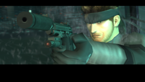 METAL GEAR SOLID 2 HD for SHIELD 2