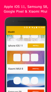 MaskIt - Customize your icons! 3