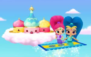 Shimmer and Shine Magical Genie Games for Kids 2