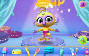 Shimmer and Shine Magical Genie Games for Kids 3