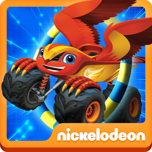 Blaze and the Monster Machines Obstacle Course APK Free