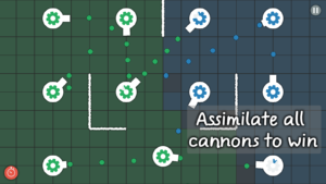 Cannon Conquest (ALL UNLOCKS) 2