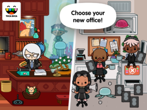 Toca Life Office 2