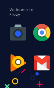 Frozy Material Design Icon Pack 2