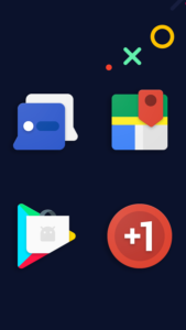 Frozy Material Design Icon Pack 3