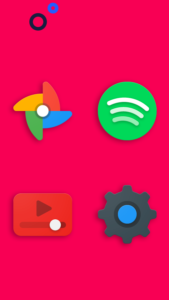 Frozy Material Design Icon Pack 4