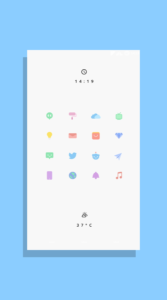 Kecil - Icon Pack for Android 2