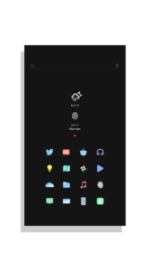 Kecil - Icon Pack for Android 3