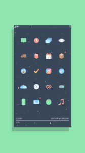 Kecil - Icon Pack for Android 4