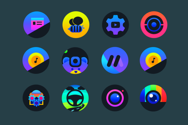 Planet O Icon Pack APK for Android Free Download – Android4Fun