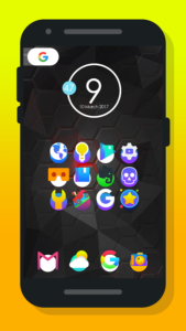 Dualix - Icon Pack 3