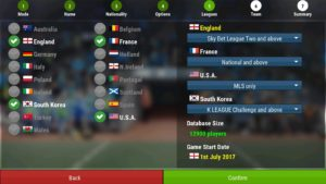 Football Manager Mobile 2018 2