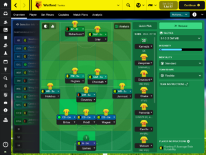 Football Manager Touch 2018 2