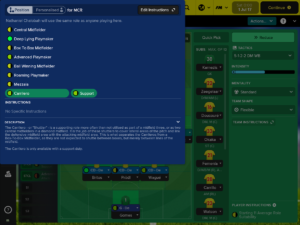 Football Manager Touch 2018 3