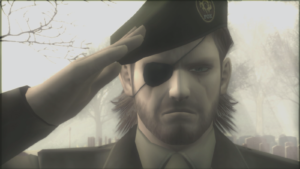 METAL GEAR SOLID 3 HD for SHIELD TV 2