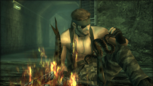METAL GEAR SOLID 3 HD for SHIELD TV 3