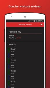 PrizeFighter Boxing Timer Pro 3