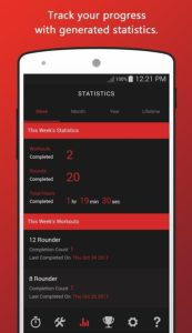 PrizeFighter Boxing Timer Pro 4
