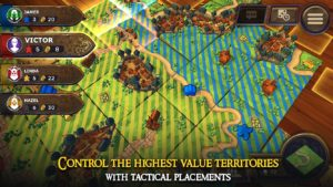 Carcassonne Official Board Game -Tiles & Tactics 3
