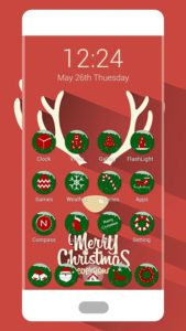 Merry Christmas Icon Pack 2