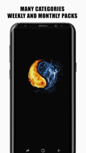 OLED 4K PRO Wallpapers 3